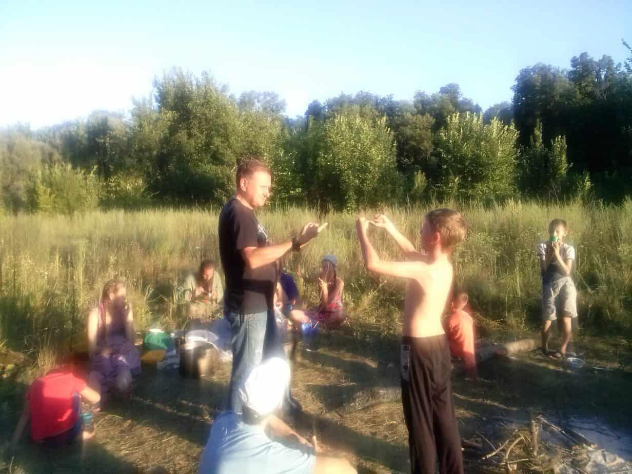 www.snail.org.ua эйдетика детский лагерь в лесу 2017_07_31 01