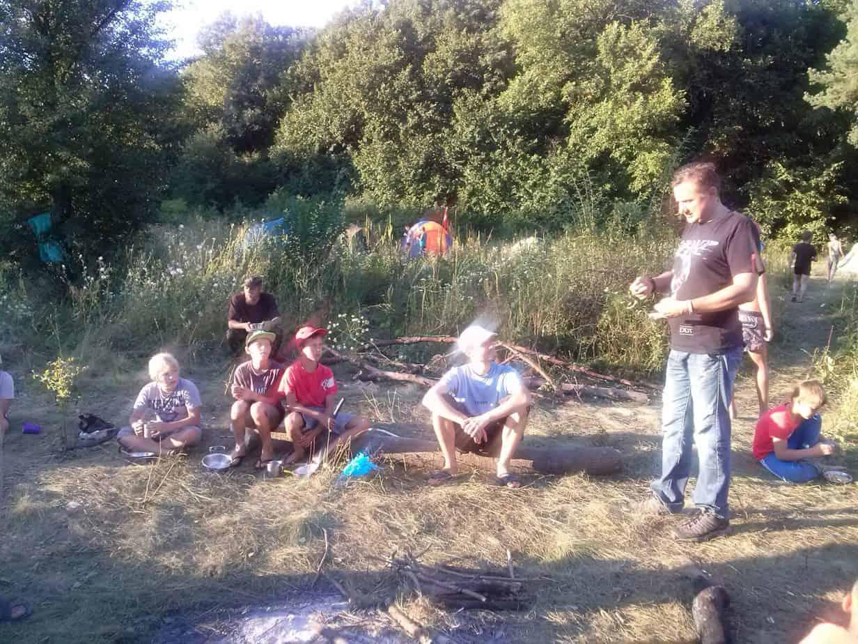 www.snail.org.ua эйдетика детский лагерь в лесу 2017_07_31 03