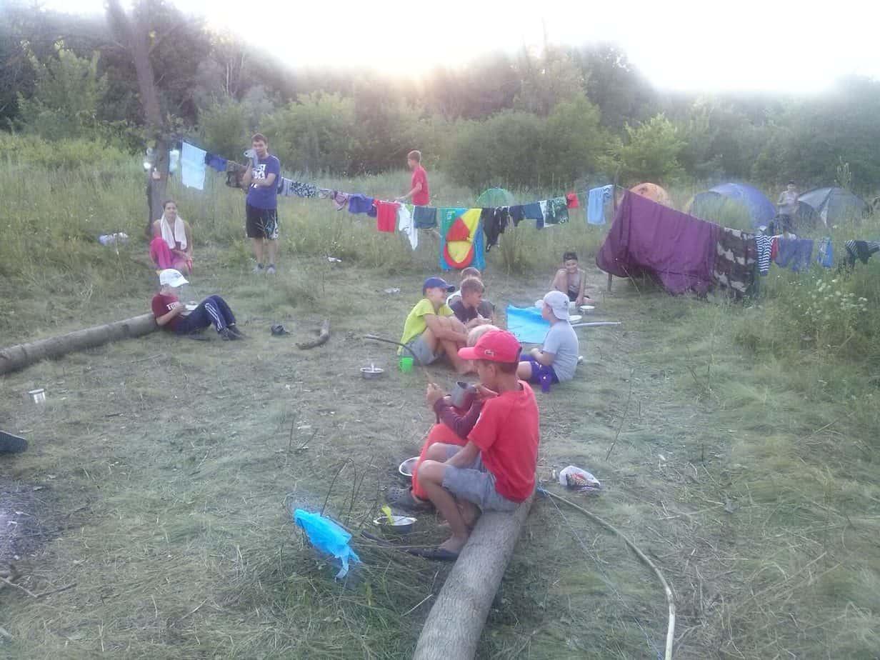 www.snail.org.ua эйдетика детский лагерь в лесу 2017_07_31 05