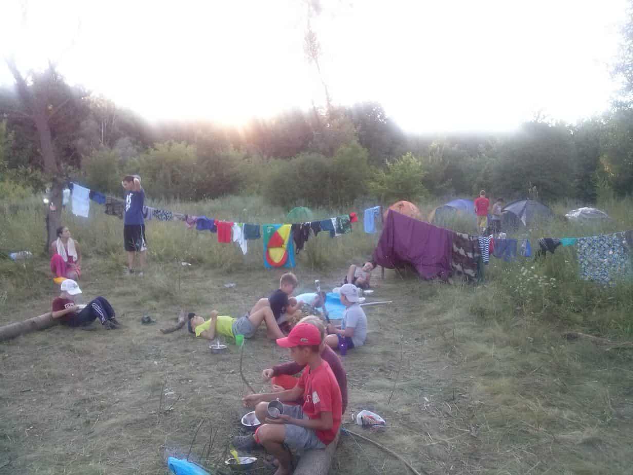 www.snail.org.ua эйдетика детский лагерь в лесу 2017_07_31 06